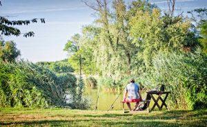 A Völgyhídi Horgásztavon napijegyes horgászat lehetséges.