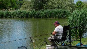 Horgásztó Kőröshegyen
