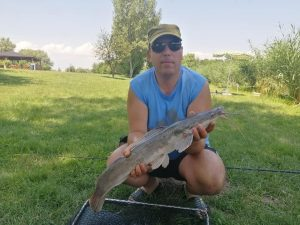 Visszajáró horgászok kapásai