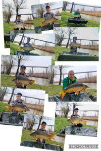 Családi örömpeca a Völgyhídi Horgásztavon